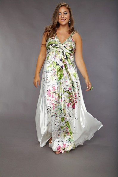 Plus Size Prom Dresses - Prom Dresses 2011 - Livingly 58fc05bff