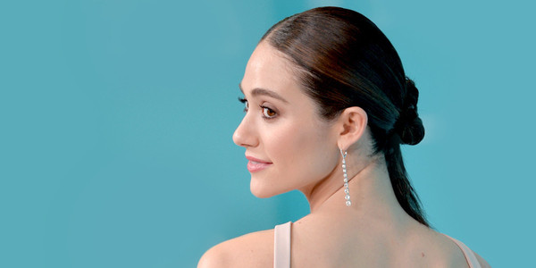Emmy Rossum's Flawless Red Carpet Style