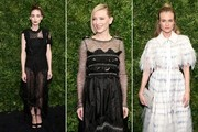 Best Dressed at MOMA's Film Benefit