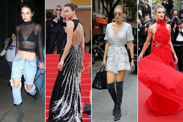 The 2016 Best Style Moments from the Trendiest Models