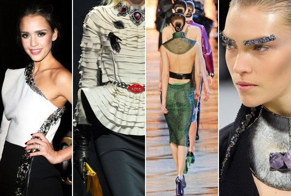 The 20 Hottest Looks From Paris Fashion Week Fall 2012