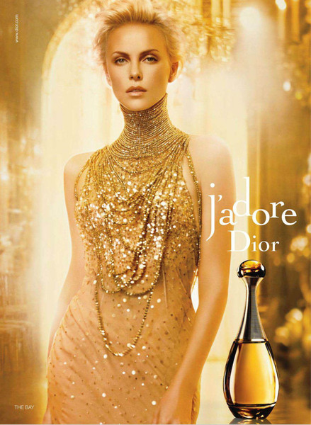 Charlize Theron: Campaign