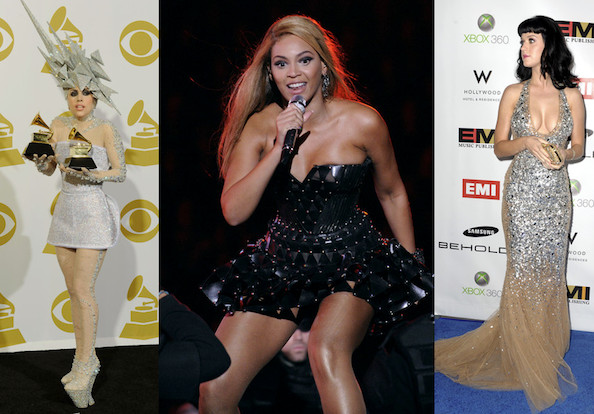 Best and Worst Dressed at 2010 Grammy Awards Show and Parties