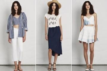 Get in Our Closets: Joie Spring/Summer 2014 Collection