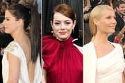 The Best 2012 Oscar Hairstyles