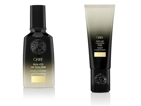 Current Obsession: Oribe Gold Lust Haircare