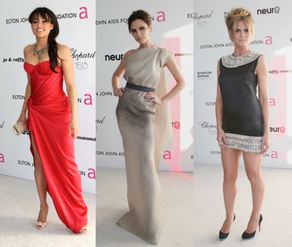 Best and Worst Dressed at the 2010 Oscars Parties