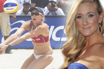 Three-time Olympic Gold Medalist Kerri Walsh Jennings Isn't Done Yet