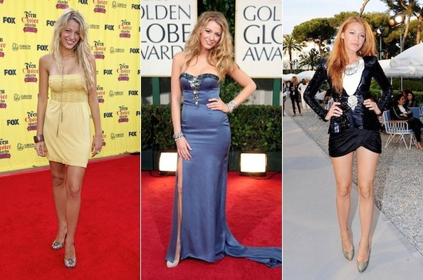 The Style Evolution of Blake Lively