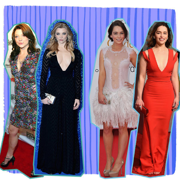 Red Carpet Fashion Flashbacks: 'Game of Thrones'