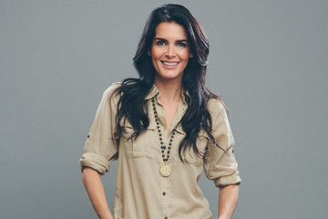 Angie Harmon Designs Sustainable Jewelry You'll Live in Long After Earth Day
