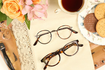 Current Obsession: Glasses.com Kensington Collection