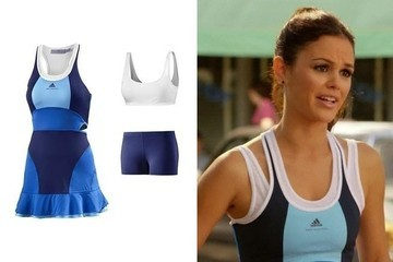 Rachel Bilson's Tennis Outfit on 'Hart of Dixie'
