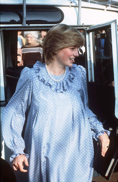 Royal Maternity Style Over The Years