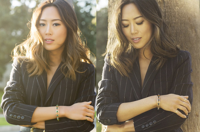 Aimee Song Launches Bracelet Collection at Bloomingdales