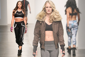 Why One NYFW Runway Ditched Fashion Models for Athletes