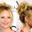 Anne Heche's Cute Puffy Ponytail