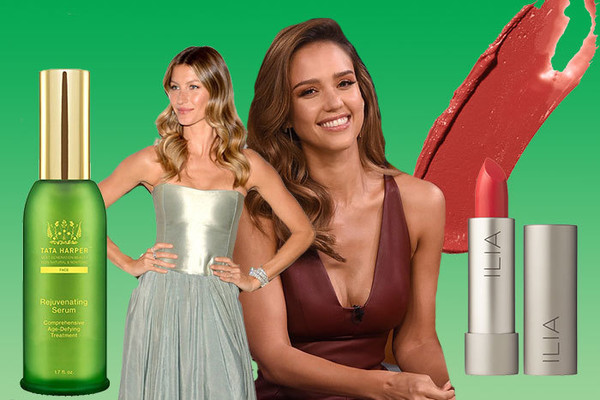 Stylish Celebs Who Love Natural and Organic Beauty Products