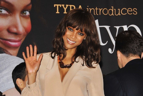 Tyra Banks: 'I'm Not the High Fashion Girl Inside'
