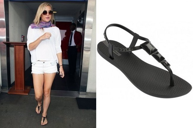 Kate Hudson wearing Ipanema