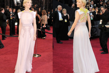 Best Dressed at the Oscars 2011