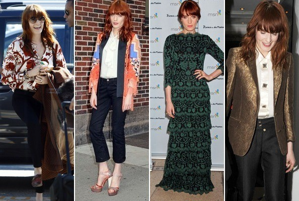 Style Crush: Florence Welch