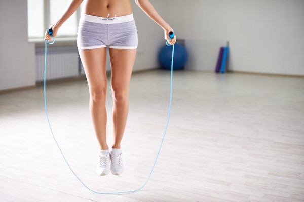 Make Cardio More Fun With Crossrope's Weighted Jumpropes