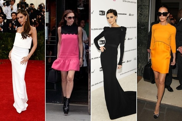 From the Street to the Red Carpet: See Victoria Beckham's 36 Most Stylish Looks Ever
