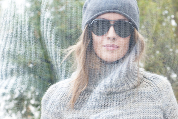 20 Ways to Rock Chunky Knits