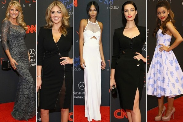 Best Dressed at the 2013 Style Awards