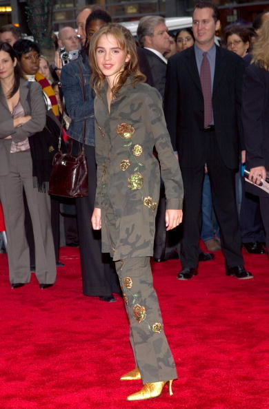 Emma Watson's Fashion Flashbacks (2002)