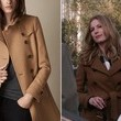 Emily VanCamp's Tan Trench Coat on 'Revenge'