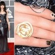 Carly Rae Jepsen's Nail Art at the 2013 Grammy Awards
