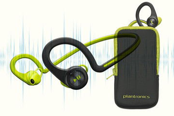 Current Obsession: Platronics BackBeat Fit Wireless Headphones