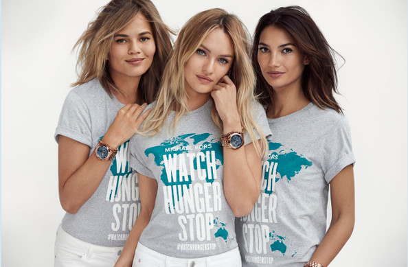 Milly is Coming to Kohl's, Michael Kors Fights World Hunger and More