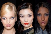 The Best Hair and Makeup at New York Fashion Week Fall 2012