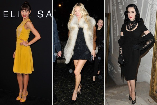 Best and Worst Dressed Paris Couture Week Attendees Spring 2012