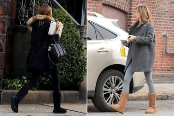 Gisele's Ugg Boots: Are Uggs Back?