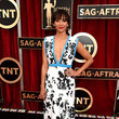 Rashida Jones in Emanuel Ungaro