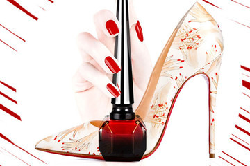 Christian Louboutin's Nail Polish is Everything You Imagined it Would Be