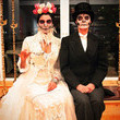 Padma Lakshmi and Susan Sarandon as Ghouls