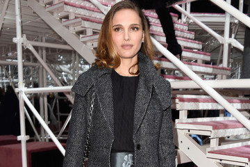 Look of the Day: Natalie Portman's Dior Threads
