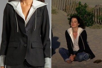 Cobie Smulders's Layered Blazer on 'How I Met Your Mother'