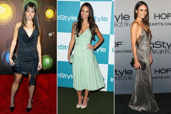 The Style Evolution of Jordana Brewster