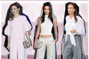 The Coolest Ways Celebrities Style Wide-Leg Pants