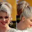 Kelly Osbourne's Puffy Ponytail