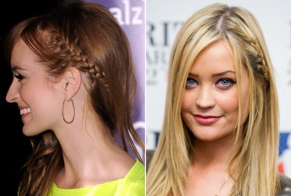 Ahna O'Reilly and Laura Whitmore