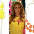 AnnaLynne McCord's Citrus Style on '90210'