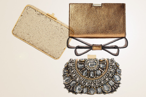 Party Clutches for New Year's Eve 2015