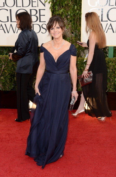 Sally Field Wore Alberta Ferretti at the 2013 Golden Globes